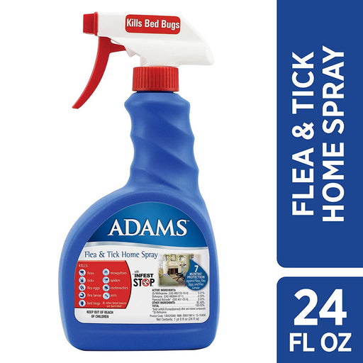 Adams Plus Spot On Flea & Tick Home Spray