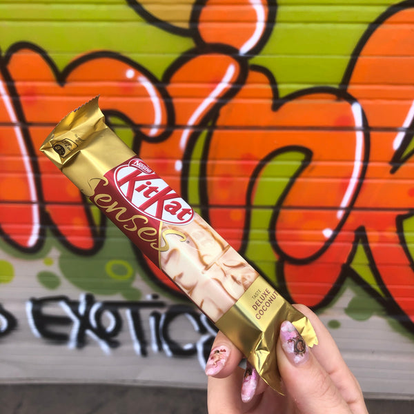 Kit Kat Senses Deluxe Coconut