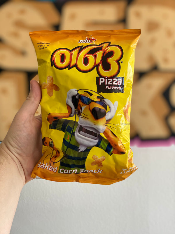 Cheetos Pizza (Israel)