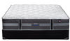 The BackSense Elite Grand Prairie Gentle Firm Mattress By Therapedic