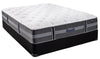 The BackSense Elite Grand Prairie Plush Mattress By Therapedic