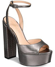 Load image into Gallery viewer, Zoe By Rachel Zoe Claire Platform Sandals