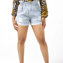 Load image into Gallery viewer, Old Town Road High Waist Shorts