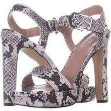 Load image into Gallery viewer, Madden Girl Rooma Platform Sandal: Snakeskin