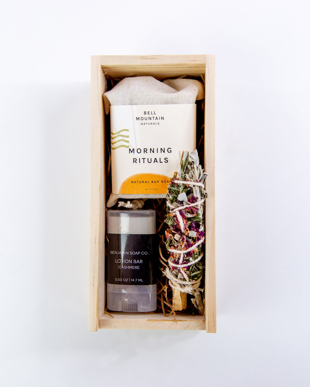 Gift Box - Morning Rituals