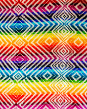 Load image into Gallery viewer, Rainbow Alpaca Blanket