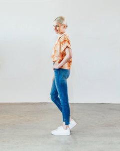 Miranda Off Step Jean