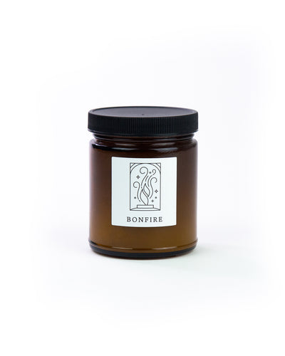 Herland Home Candle - Bonfire 4 oz