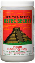 Load image into Gallery viewer, Aztec Secret - Indian Healing Clay -