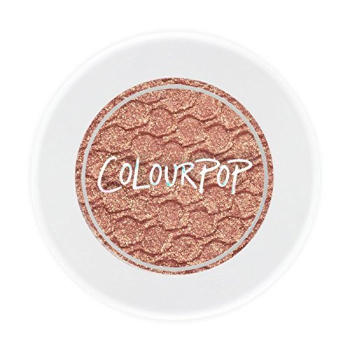 Colourpop - Super Shock Metallic Eyeshadow (DGAF) - Peachy