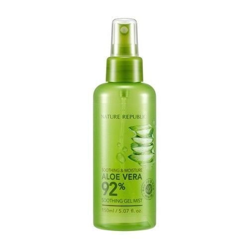 Nature Republic - Soothing&Moisture Aloe Vera 92% Soothing Gel Mist