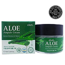 Load image into Gallery viewer, Ekel - Aloe Ampule Cream 70ml
