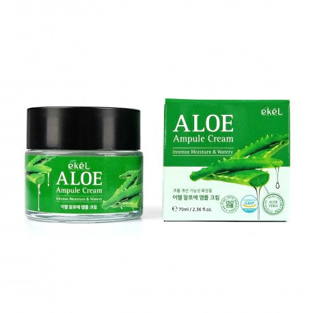 Ekel - Aloe Ampule Cream 70ml