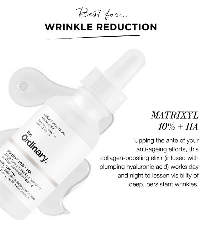 THE ORDINARY  Matrixyl 10% + HA( 30ml