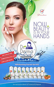 Dr.Derma Professional Skin Care products Facial Series