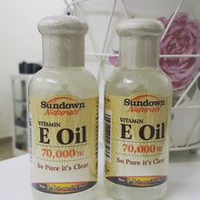 Load image into Gallery viewer, Sundown Naturals, Vitamin E Oil, 70,000 IU