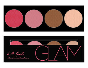 L.A. Girl - Beauty Brick Blush Collection, 0.77 Ounce