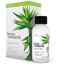 Load image into Gallery viewer, InstaNatural, Glycolic Peel, 1 fl oz (30 ml)