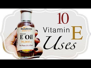 Sundown Naturals, Vitamin E Oil, 70,000 IU