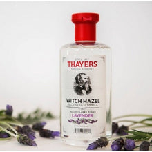 Load image into Gallery viewer, Thayers, Witch Hazel, Aloe Vera Formula, Alcohol Free Toner, Lavender, 12 fl oz (355 ml)