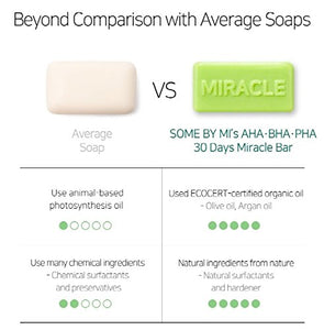 Sombymi - Aha.Bha.Pha 30Days Miracle Cleansing Bar