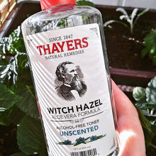 Load image into Gallery viewer, Thayers Alcohol-free Unscented Witch Hazel Toner