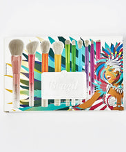 Load image into Gallery viewer, BH COSMETICS  TAKE ME BACK TO BRAZIL BRUSH SET