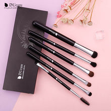 Load image into Gallery viewer, DUcare Eyeshadow Brush 4/6PCS