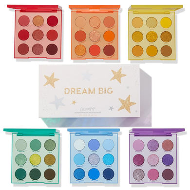 Colourpop dream bigshadow palette vault