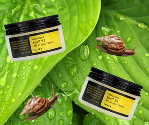Advanced Snail 92, All in One Cream, 100 ml