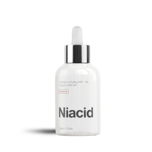 Niacid 50ml  Post-inflammatory scar & indentation distillate