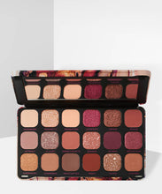 Load image into Gallery viewer, MAKEUP REVOLUTION  FOREVER FLAWLESS ALLURE EYESHADOW PALETTE