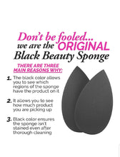 Load image into Gallery viewer, Aesthetica Cosmetics Mini Beauty Sponge Blender