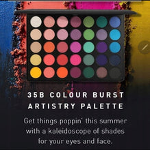 Load image into Gallery viewer, MORPHE 35B COLOR BURST ARTISTRY PALETTE