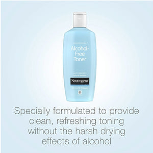 Neutrogena Oil- and Alcohol-Free Facial Toner
