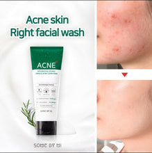 Load image into Gallery viewer, Some By Mi, AHA, BHA, PHA 30 Days Miracle Acne Clear Foam, 100 ml