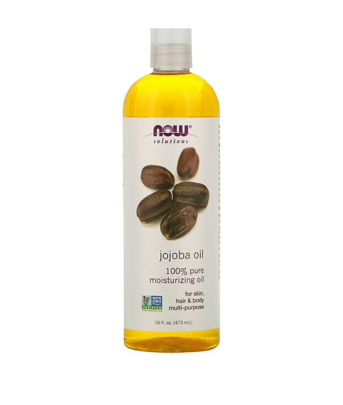 Now Foods, Solutions, Jojoba Oil, 16 fl oz (473 ml)2