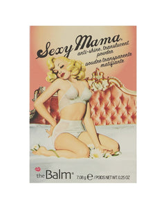 Sexy Mama, Anti-Shine Translucent Powder, 0.25 oz (7.08 g)