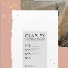 Load image into Gallery viewer, OLAPLEX  Hair Repair Trial Kit( 4 x 30ml