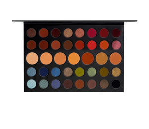 MORPHE  39A Dare to Create Artistry Eyeshadow Palette( 75.7g )