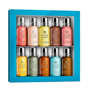 MOLTON BROWN  Discovery Bathing Collection( 10 x 30ml )