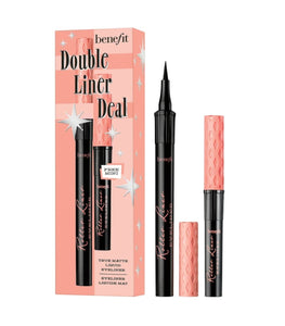 BENEFIT  Double Liner Deal Roller Liner Duo Set( 1ml, 0.5ml