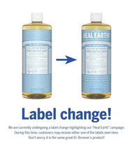Load image into Gallery viewer, Dr. Bronner's - Pure-Castile Liquid Soap (Baby Unscented