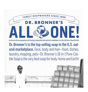 Dr. Bronner's - Pure-Castile Liquid Soap (Baby Unscented