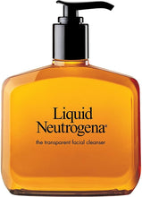 Load image into Gallery viewer, Liquid Neutrogena, Facial Cleansing Formula, 8 fl oz (236 ml)