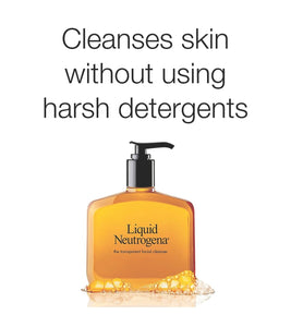 Liquid Neutrogena, Facial Cleansing Formula, 8 fl oz (236 ml)