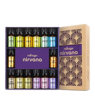 Load image into Gallery viewer, Natrogix Nirvana Essential Oils Popular Essential Oil  100% Pure Therapeutic Grade 10ml Incl