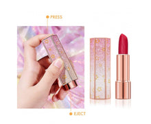 Load image into Gallery viewer, 3 Pack Matte Lipstick Set,­ 2019 New Velvet Moisturising Long Lasting Twinkle Starlight Lipstick