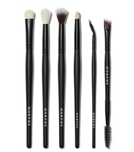 Load image into Gallery viewer, MORPHE  Eye Stunners 6-Piece Eye Brush Collection
