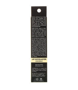 Lip Exfoliator, Coconut, 0.11 fl oz (3.2 g)